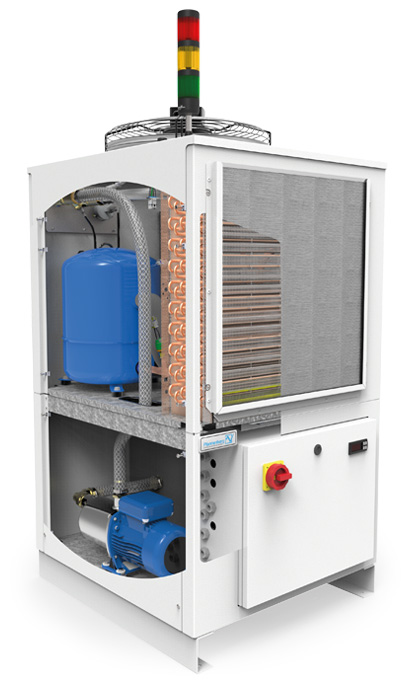 Packaged Compact Chiller
