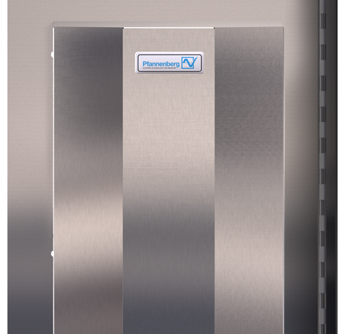 PWS air to water heat exchanger